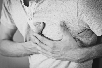 Chest Injury From A Car Accident