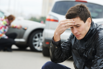 Headaches from a Car Accident