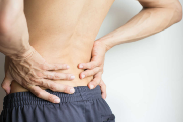 Low Back Pain from a Car Accident